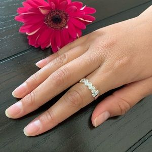 Sterling Silver Band Size 6.5